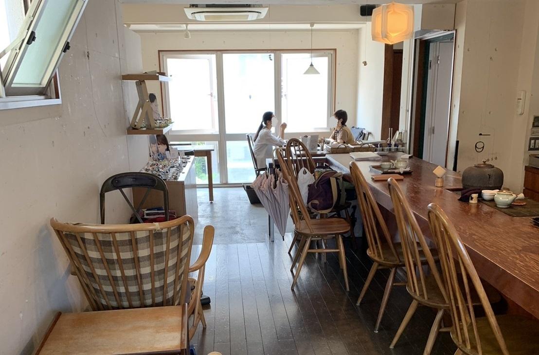 日本茶カフェひとひ