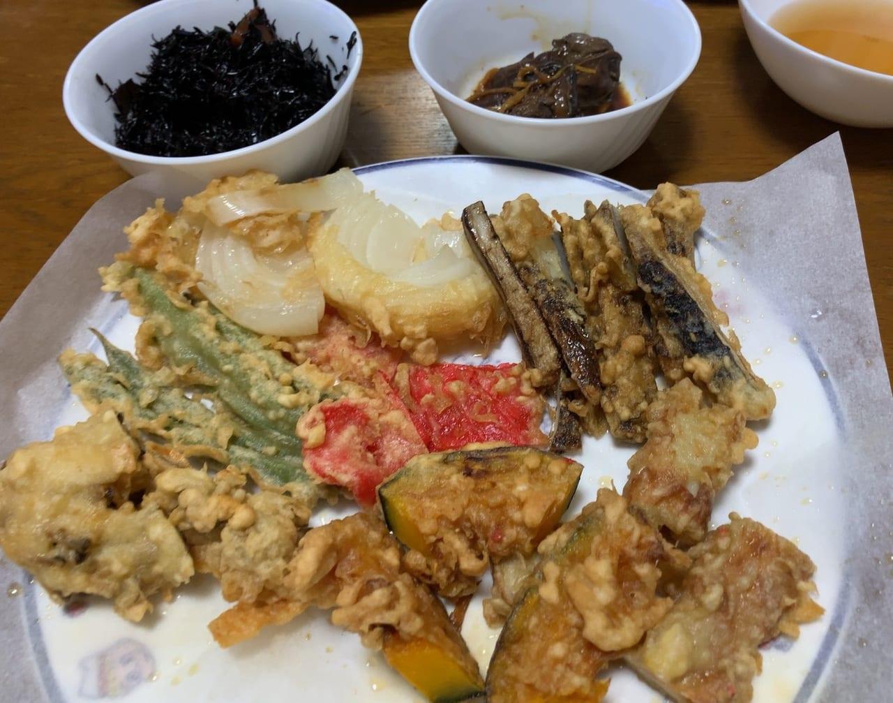 300円分のお惣菜