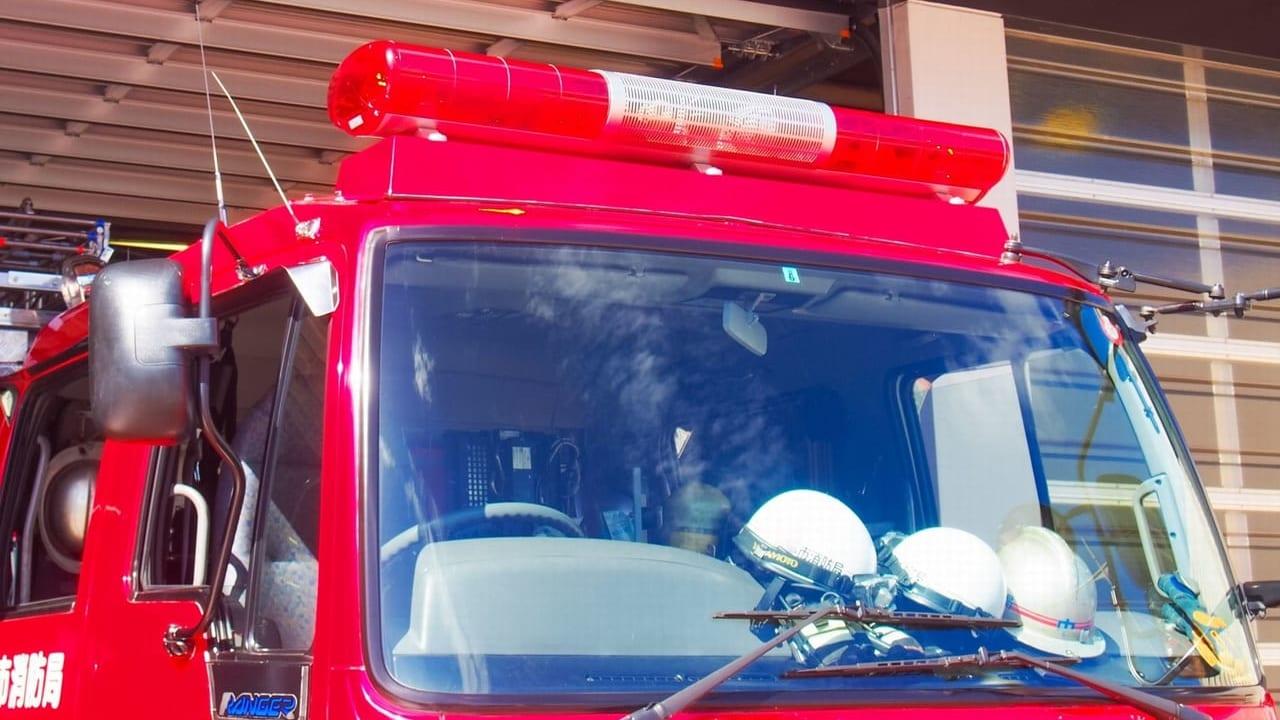 【神戸市東灘区】大きな黒煙が上がる、2019年7月8日(月)深江浜町付近で火災が発生した模様です