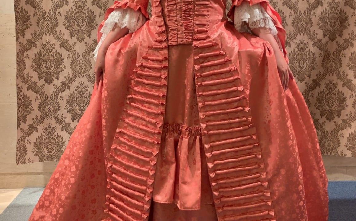 ロココ時代衣装