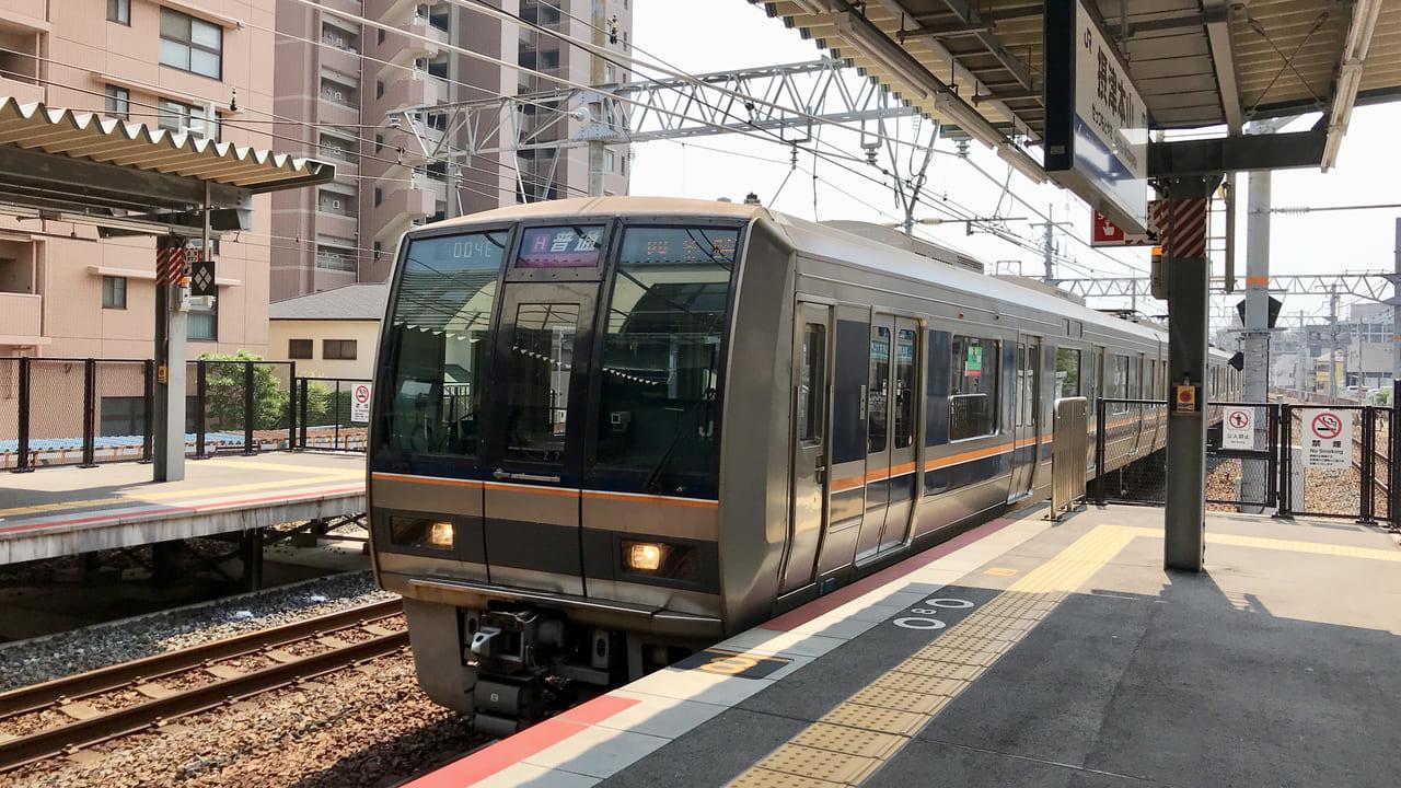 JR神戸線 摂津本山駅