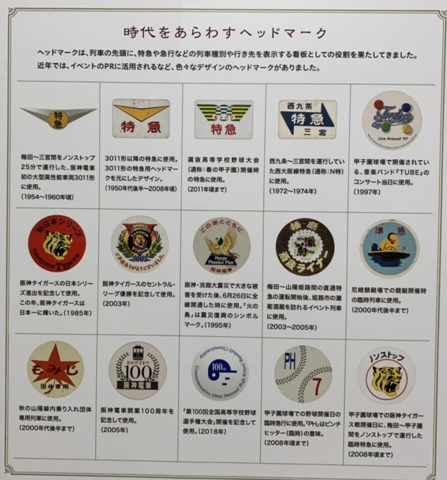 阪神電車ヘッド
