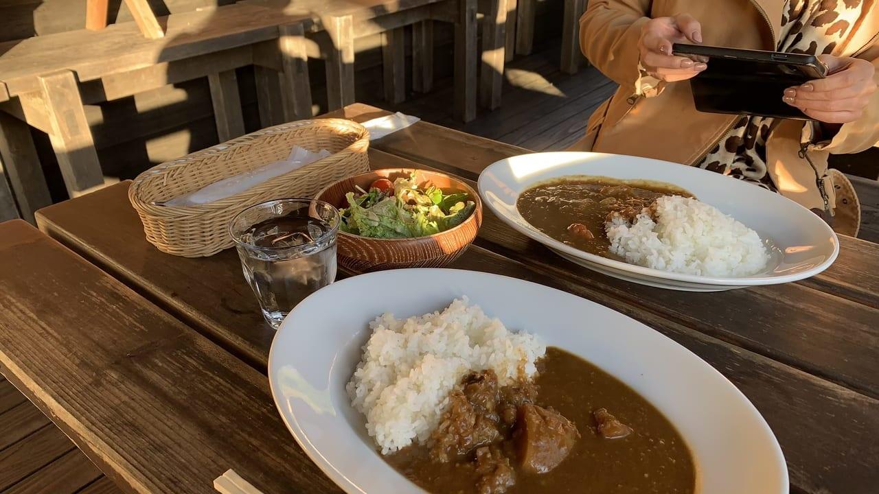 六甲高山植物園カフェ